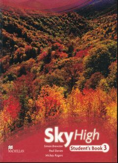 SKYHIGH  3 STUDENTS BOOK