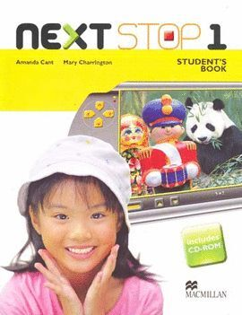 NEXT STOP STUDENT'S BOOK PACK 1 (SB & CD-ROM)