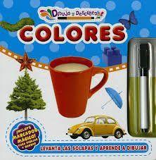 COLORES. DIBUJO Y DESCUBRO