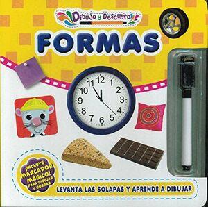 FORMAS. DIBUJO Y DESCUBRO