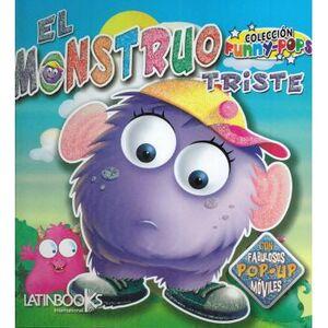 MONSTRUO TRISTE. FUNNY POPS