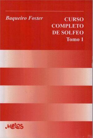 CURSO COMPLETO DE SOLFEO / TOMO 1